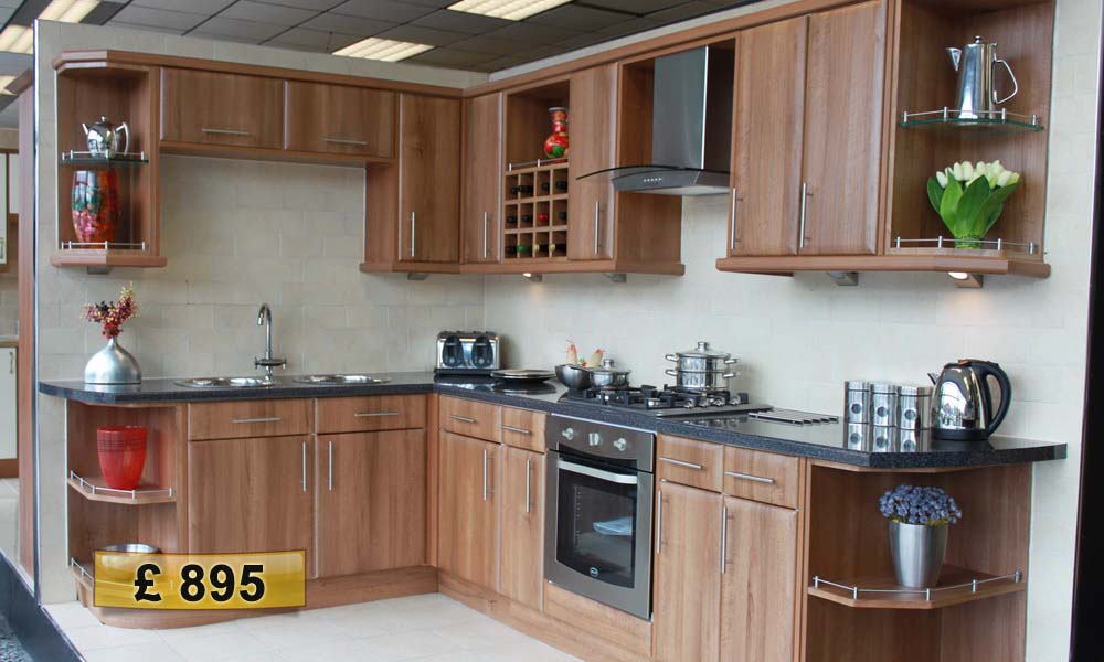walnut-effect-kitchen